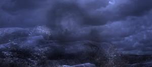 Blue Clouds BG